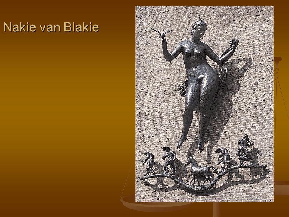 Nakie van Blakie
