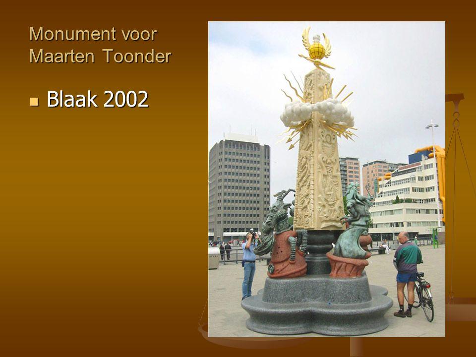 Monument voor Maarten Toonder