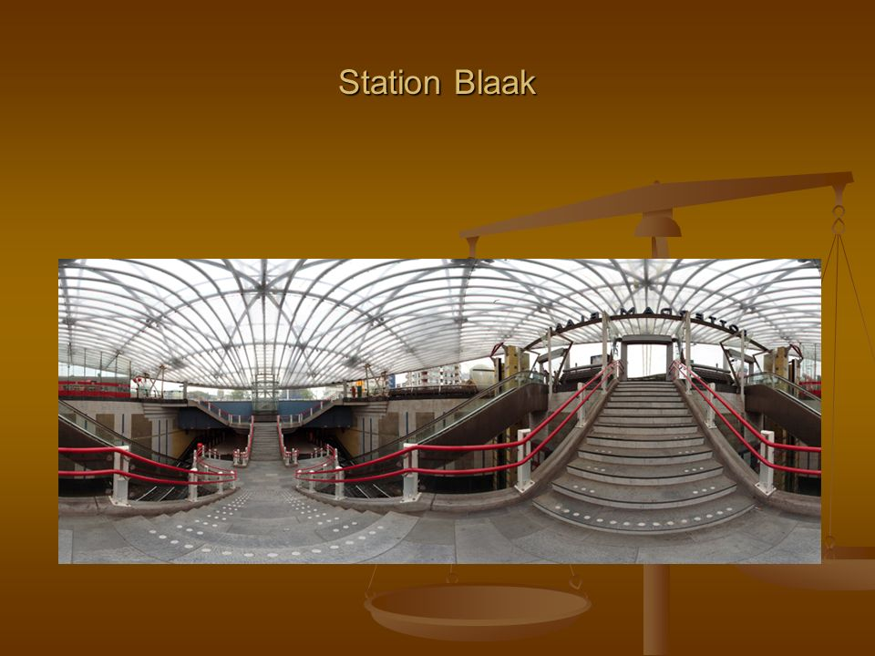 Station Blaak