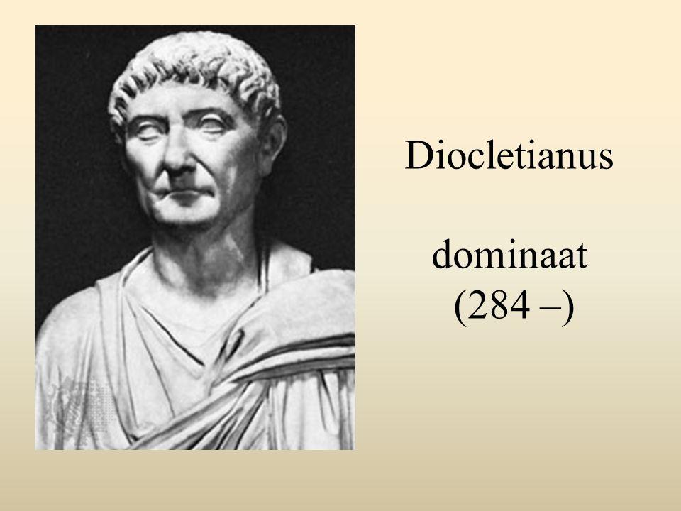 Diocletianus dominaat (284 –)