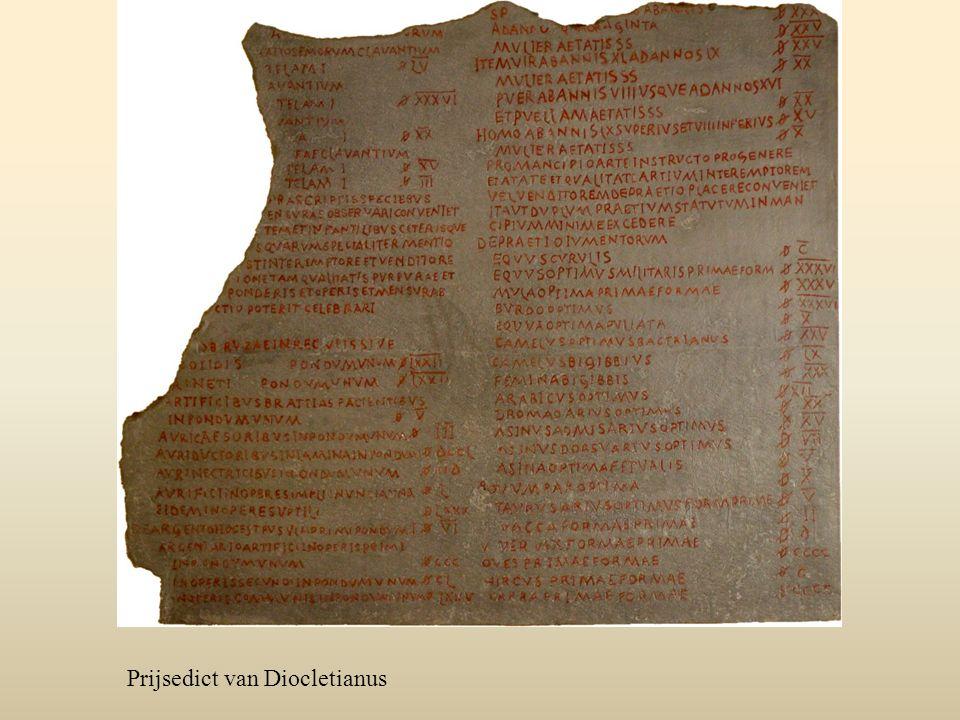 Prijsedict van Diocletianus