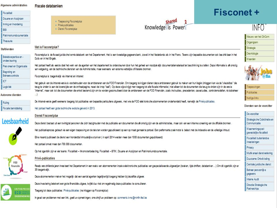 FISCONET+ Fisconet +
