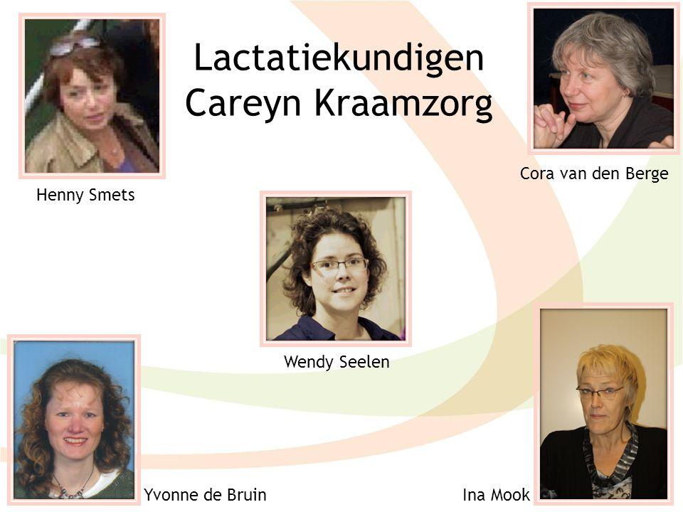 Lactatiekundigen Careyn Kraamzorg