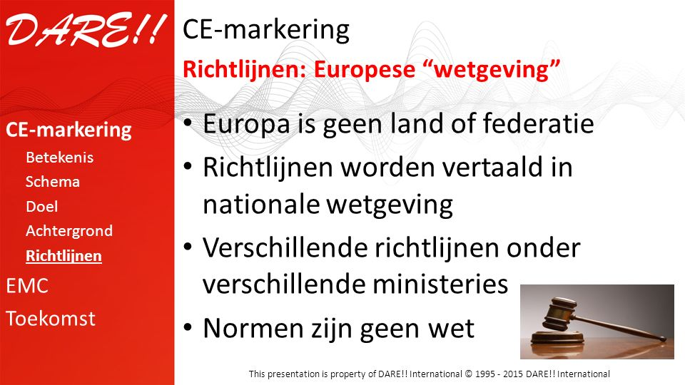 Europa is geen land of federatie