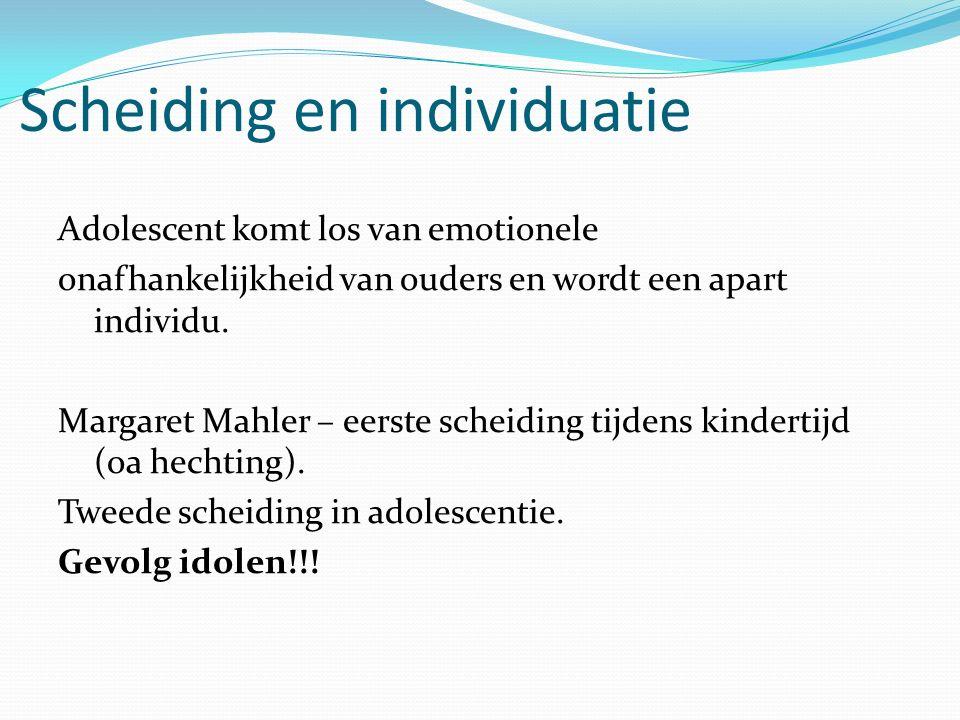 Scheiding en individuatie