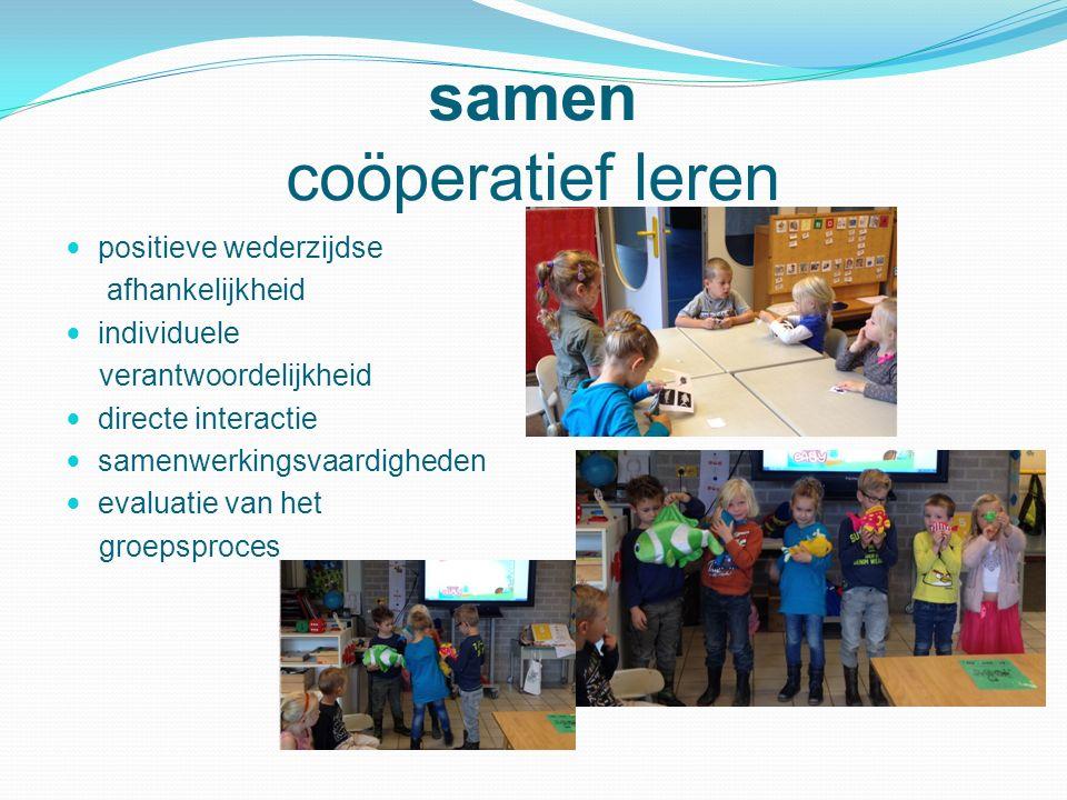 samen coöperatief leren