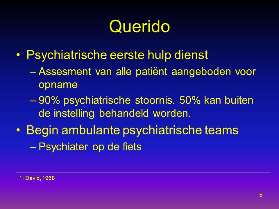 Querido Psychiatrische eerste hulp dienst