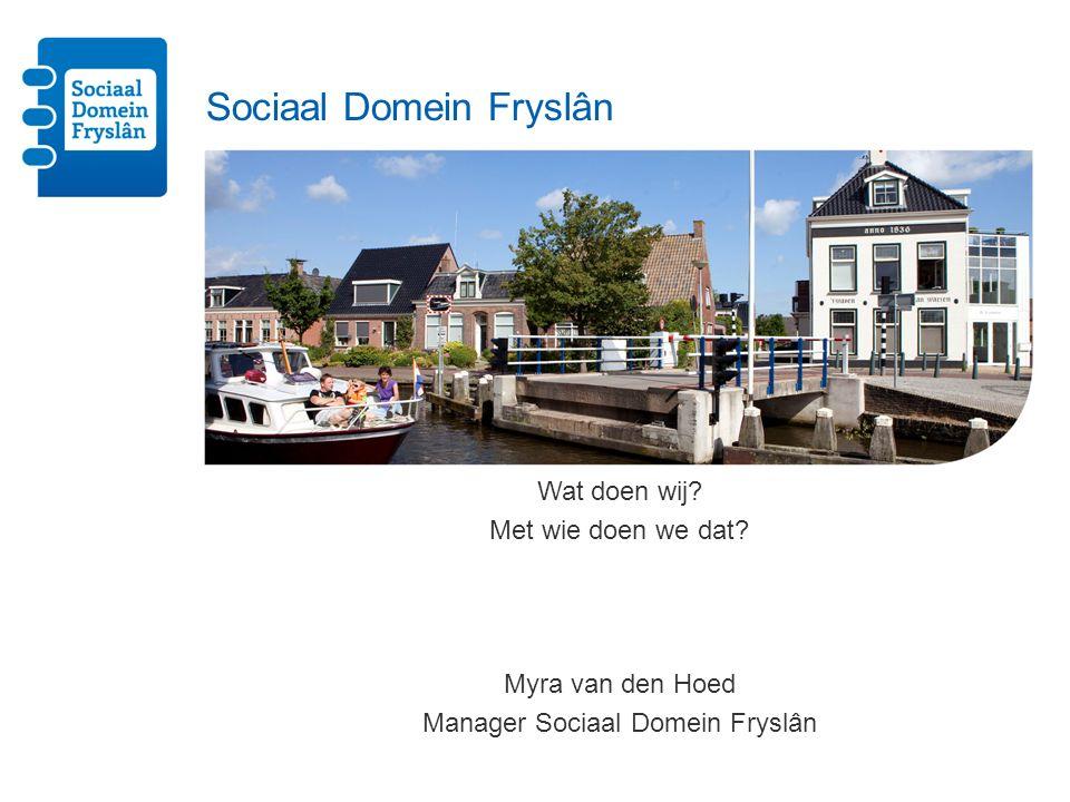 Sociaal Domein Fryslân
