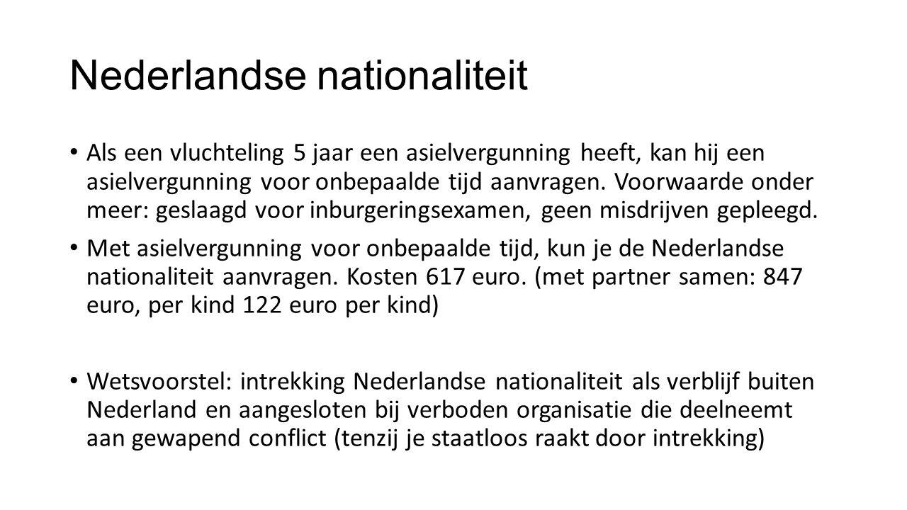 Nederlandse nationaliteit