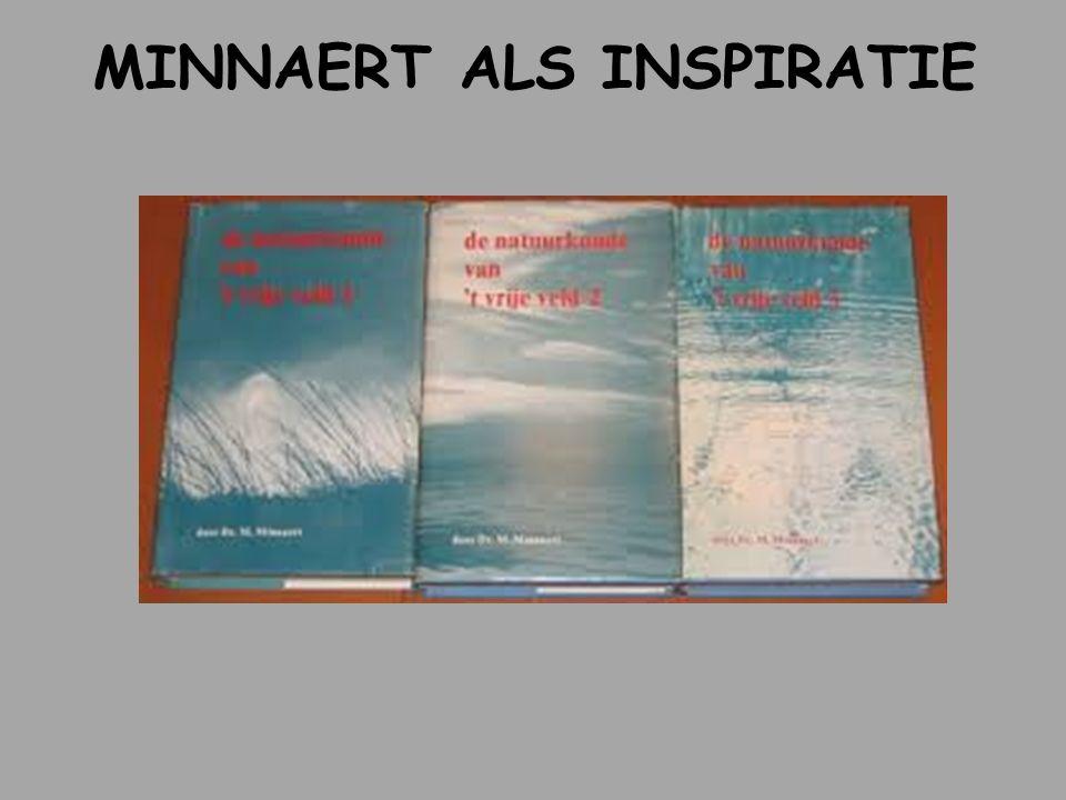 MINNAERT ALS INSPIRATIE