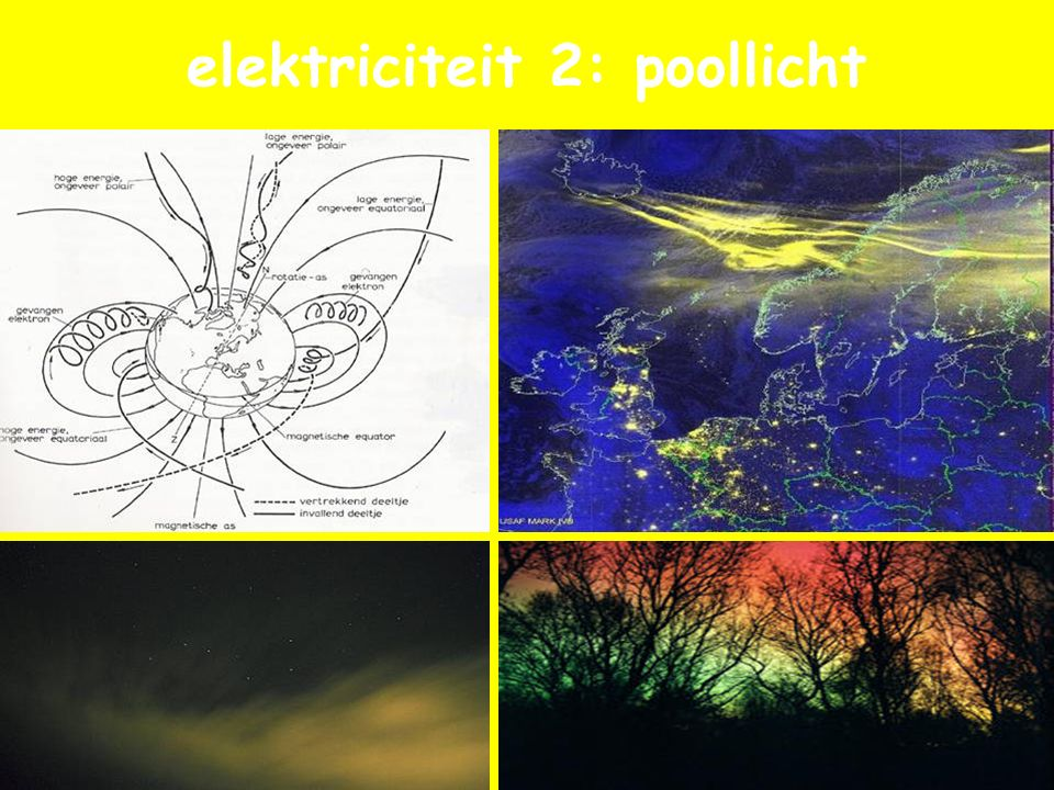 elektriciteit 2: poollicht