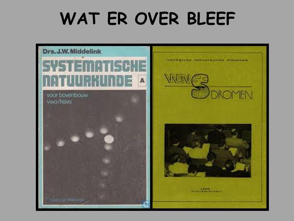 WAT ER OVER BLEEF WEN olv Bert Snater