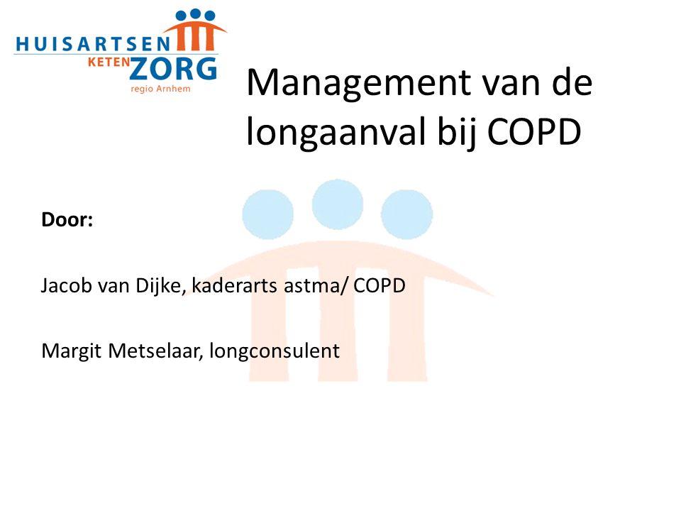 Management van de longaanval bij COPD