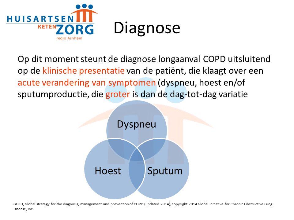 Diagnose Dyspneu Sputum Hoest