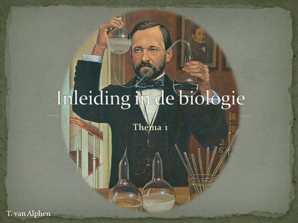Inleiding in de biologie