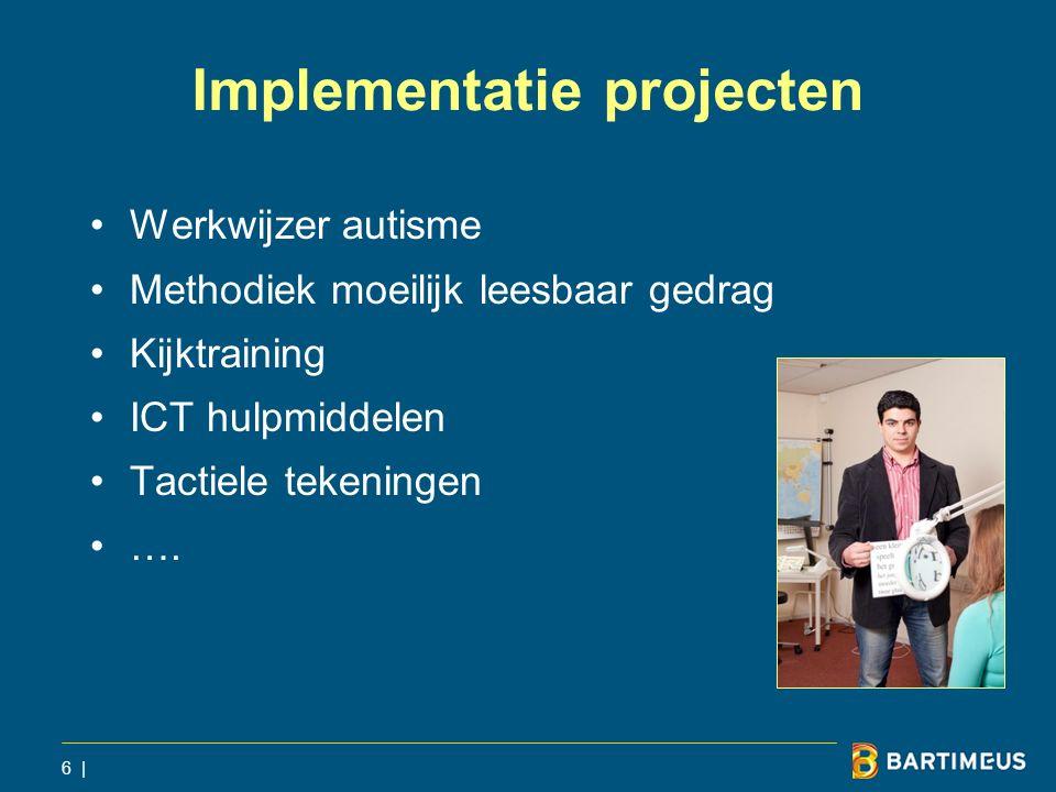 Implementatie projecten
