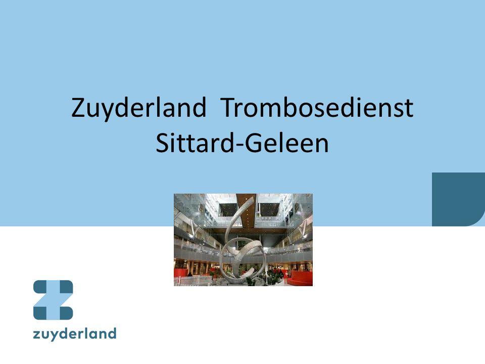 Zuyderland Trombosedienst Sittard-Geleen