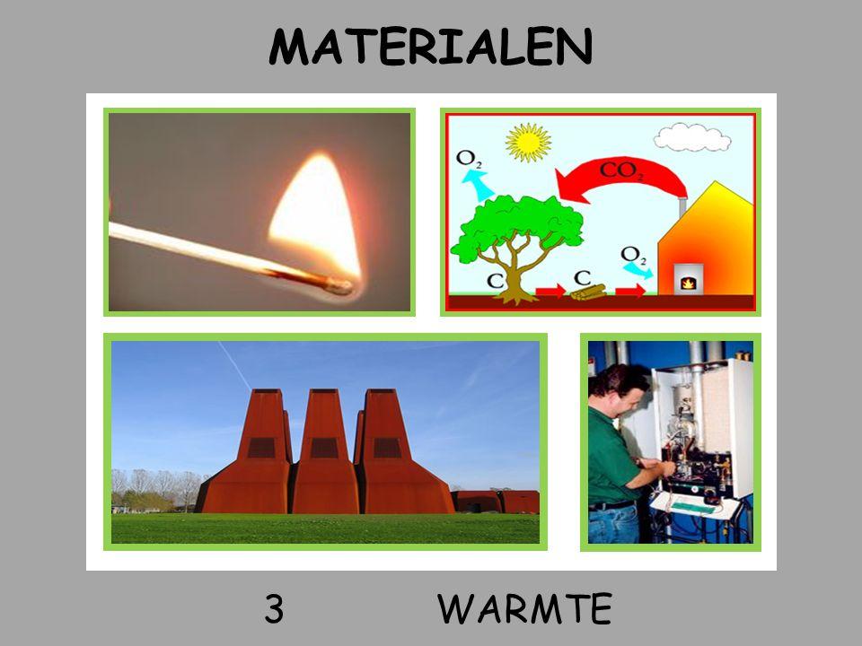 MATERIALEN 3 warmte