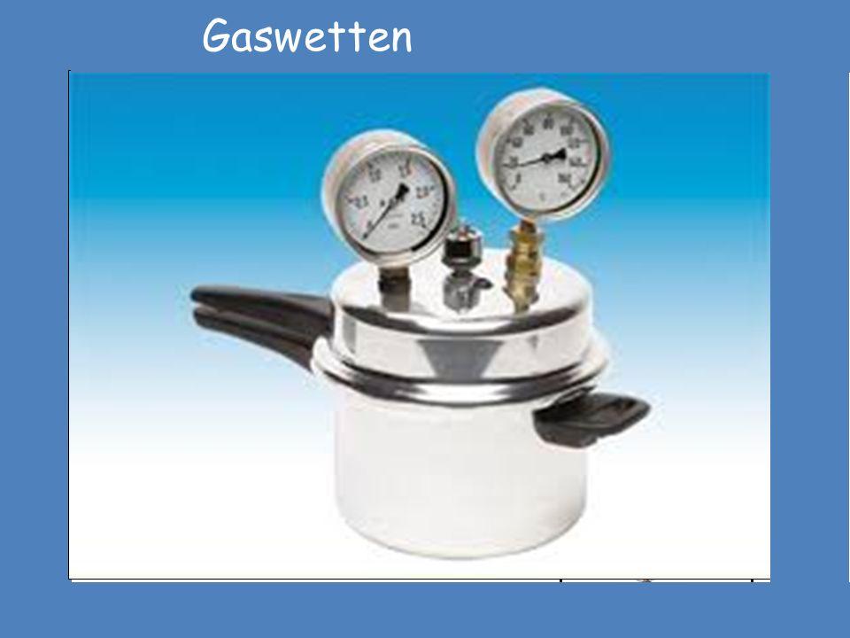 Wet van Boyle Gaswetten p (N/cm2) 10 20 5 V (cm3) 10 5 20