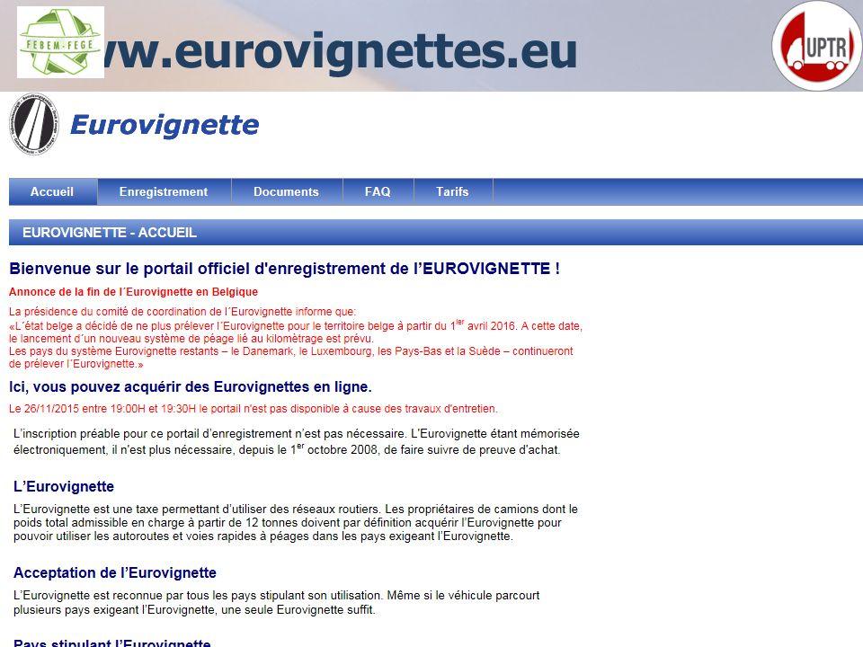 www.eurovignettes.eu 62