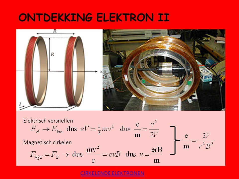 ONTDEKKING ELEKTRON II