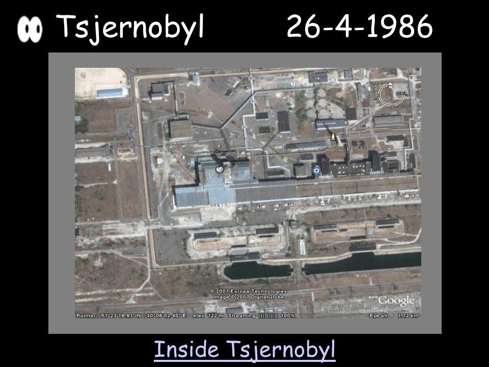 Tsjernobyl 26-4-1986 Inside Tsjernobyl