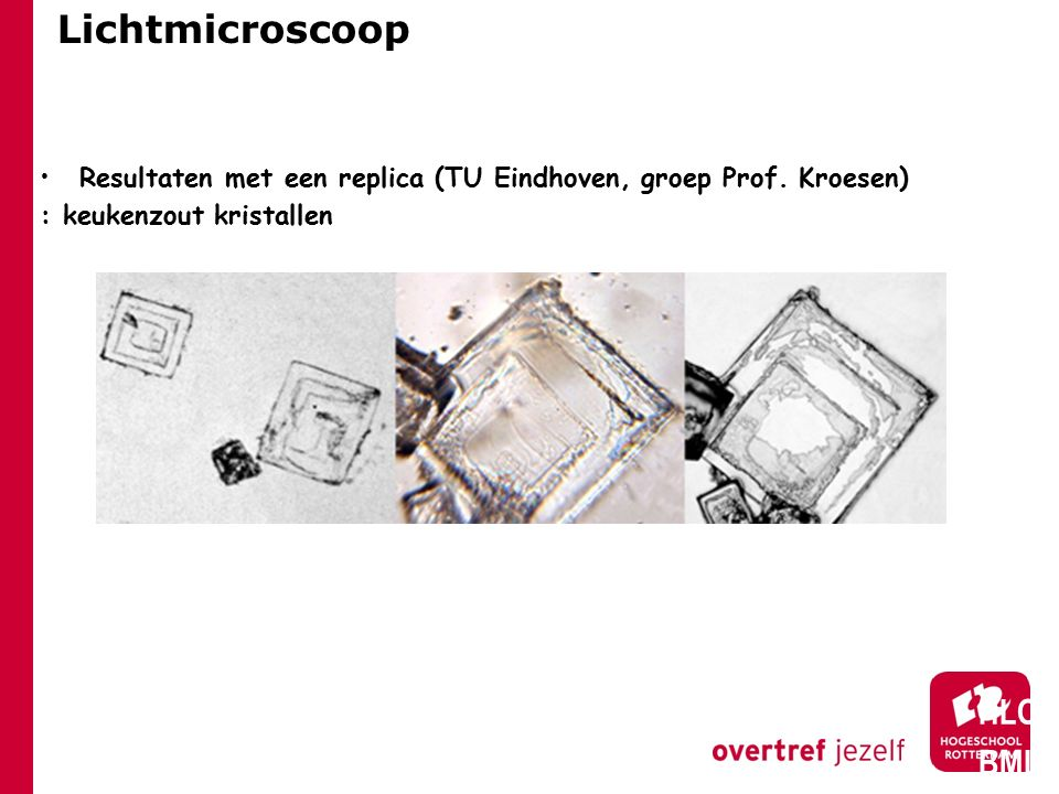 Lichtmicroscoop HLO BML