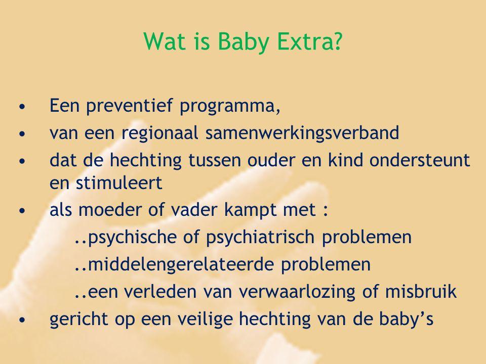 Wat is Baby Extra Een preventief programma,