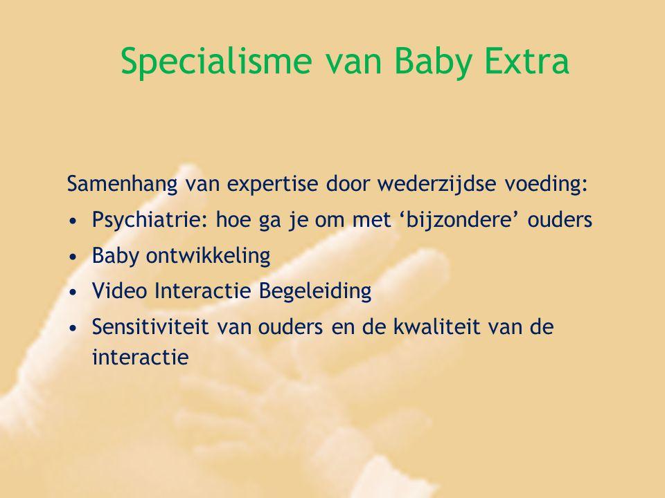 Specialisme van Baby Extra