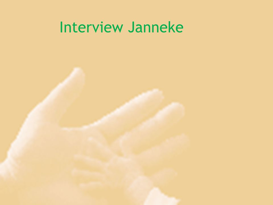 Interview Janneke 28
