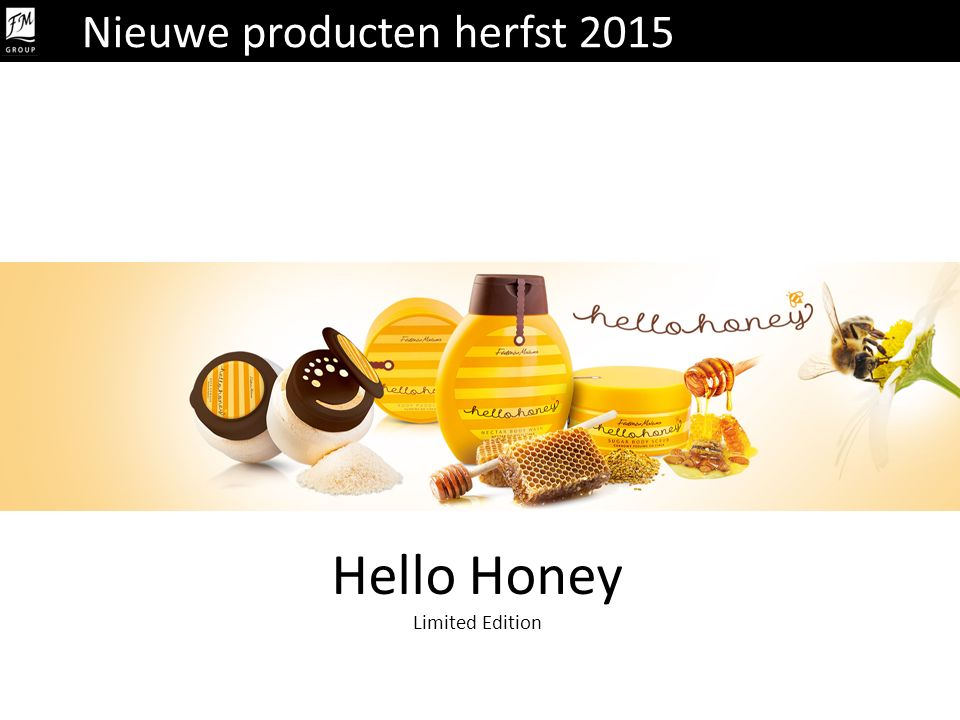 Hello Honey Limited Edition