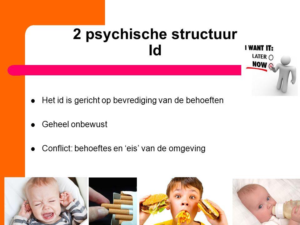2 psychische structuur Id