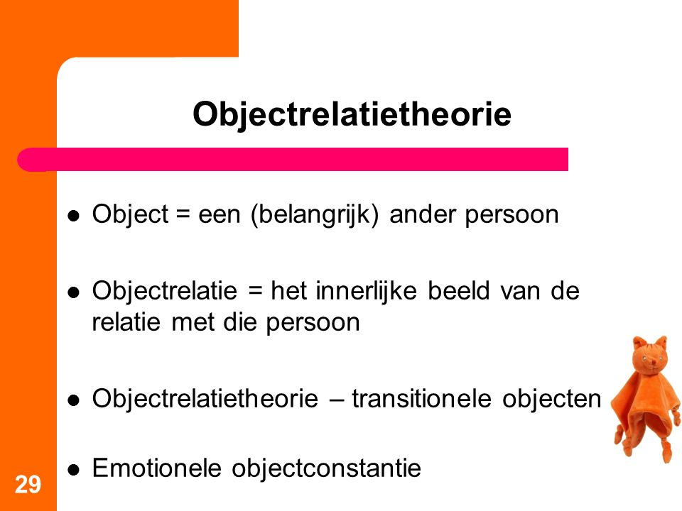 Objectrelatietheorie