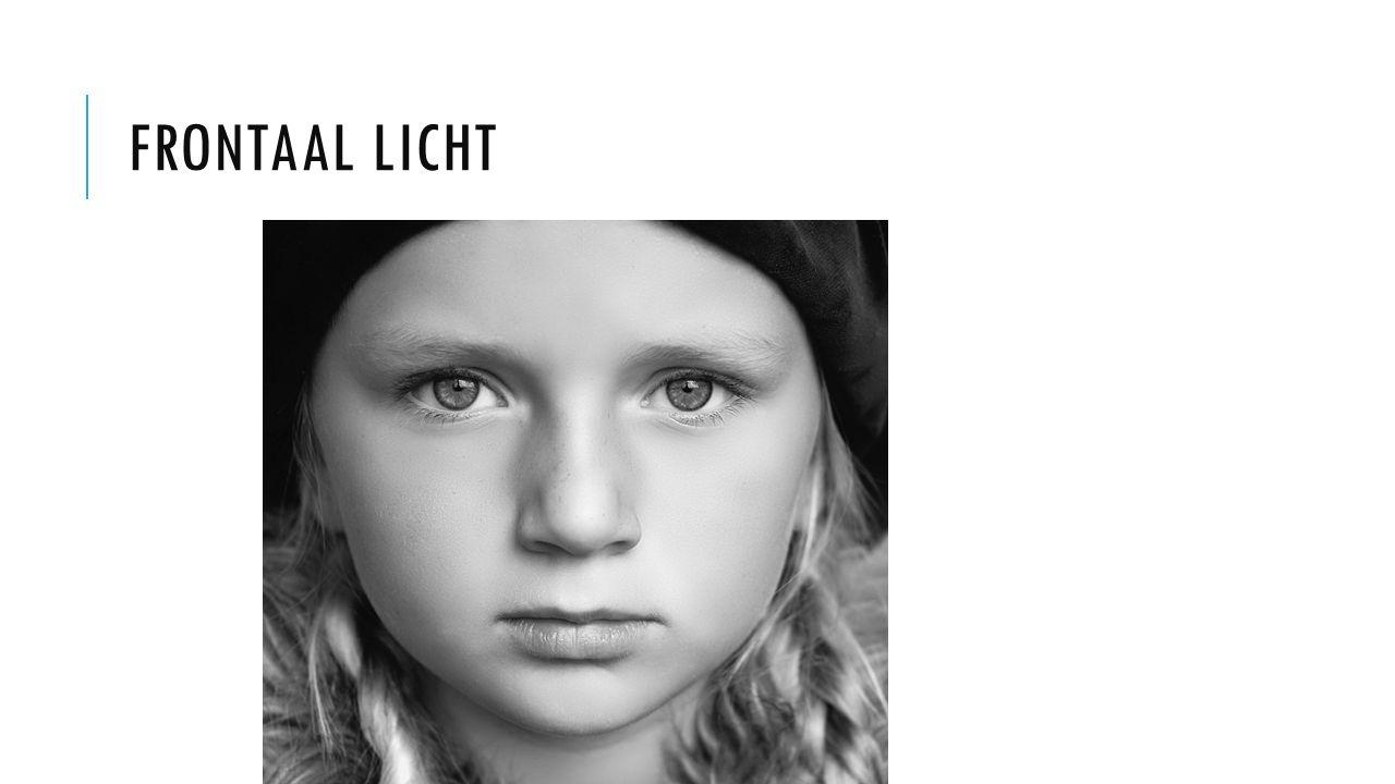 Frontaal licht