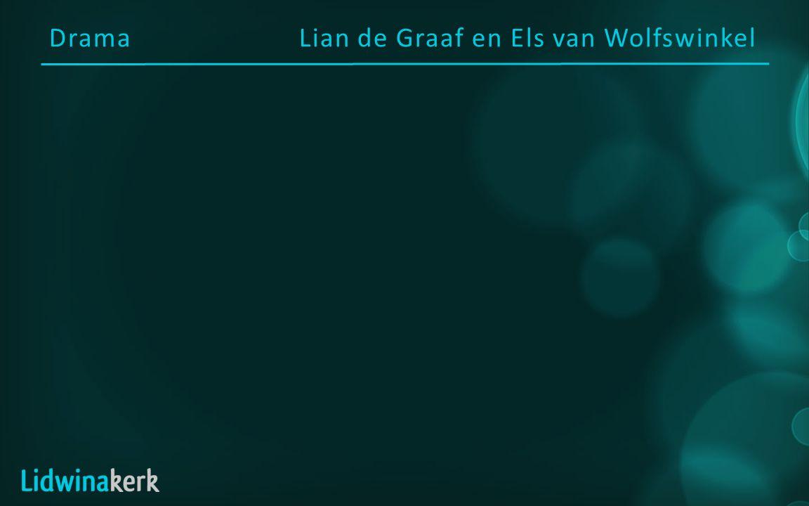 Drama Lian de Graaf en Els van Wolfswinkel