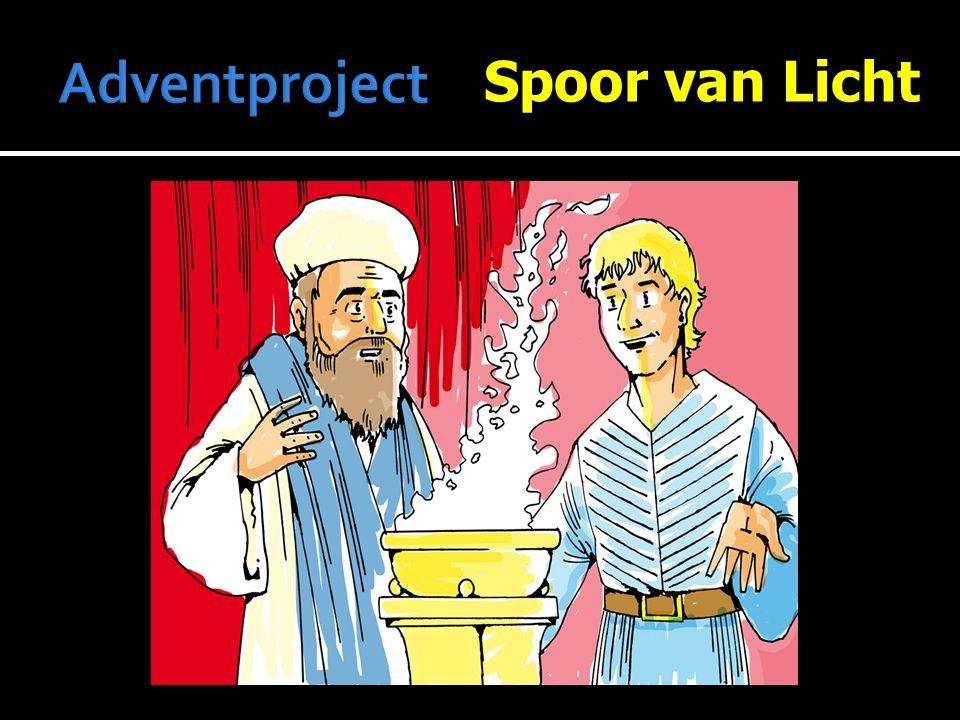 Adventproject Spoor van Licht