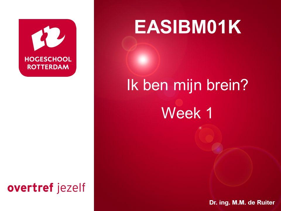 EASIBM01K Presentatie titel