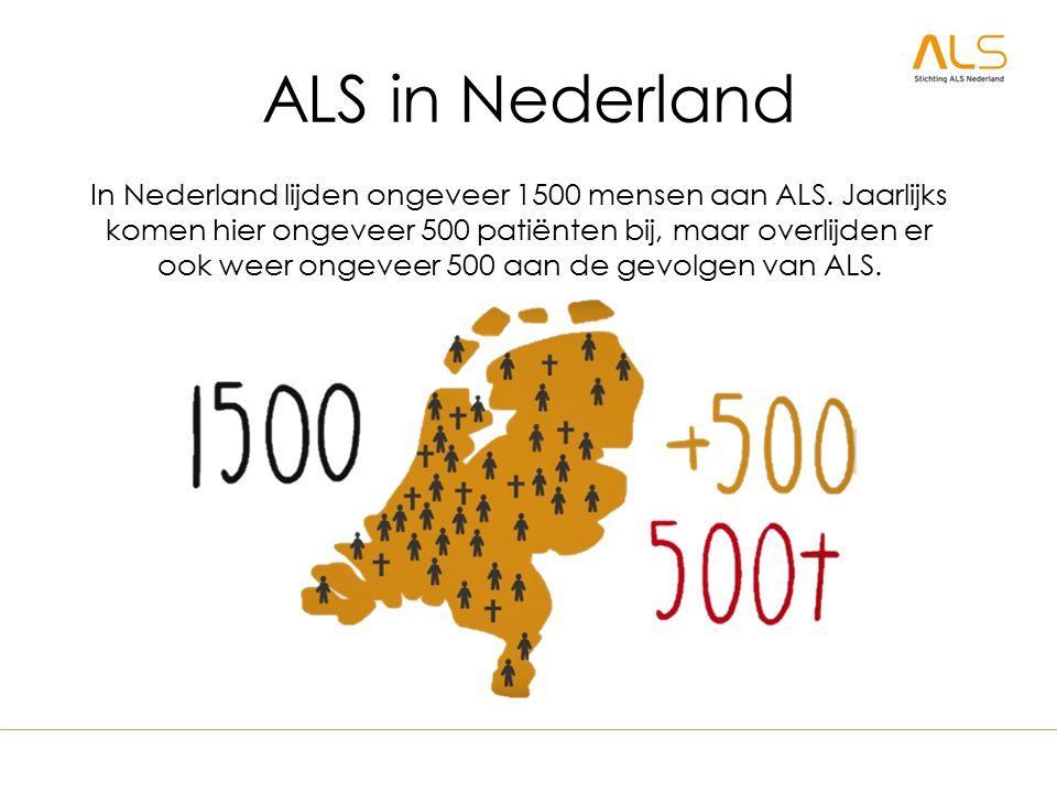 ALS in Nederland