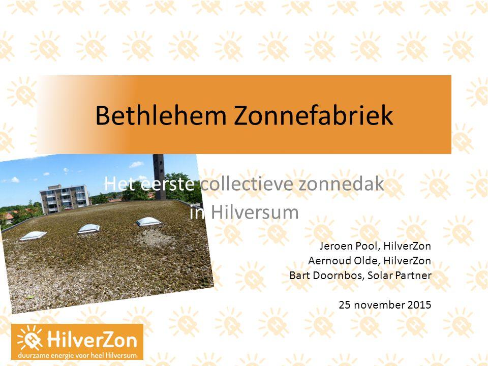 Bethlehem Zonnefabriek
