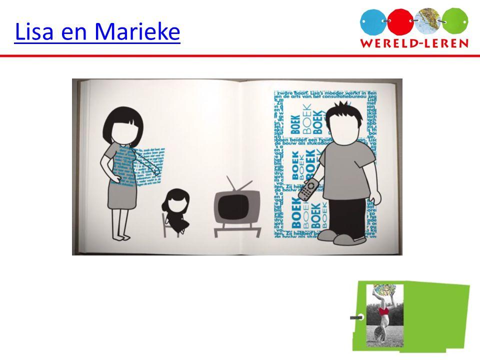 Lisa en Marieke Open hyperlink filmpje op de tekst 'Lisa en Marieke'.