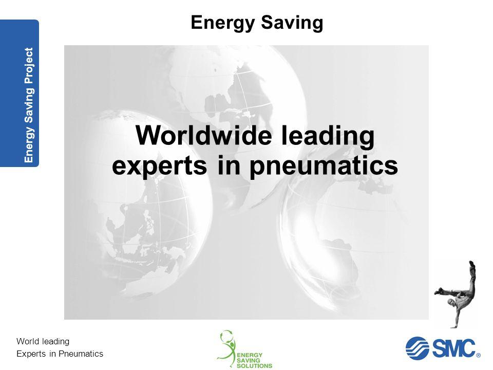 Worldwide leading experts in pneumatics