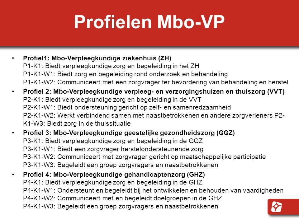 Profielen Mbo-VP