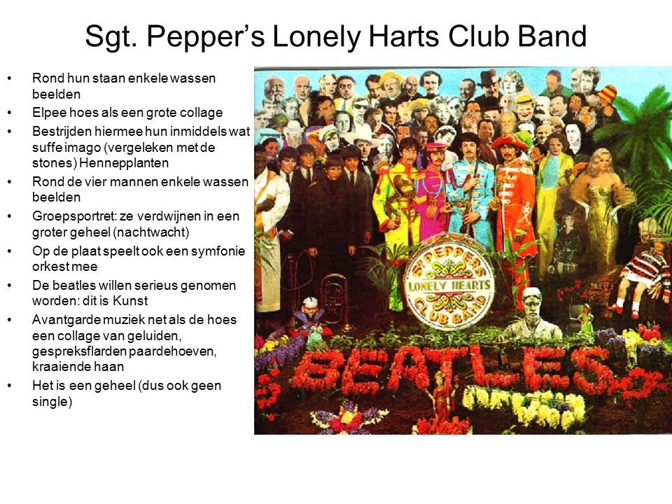 Sgt. Pepper's Lonely Harts Club Band