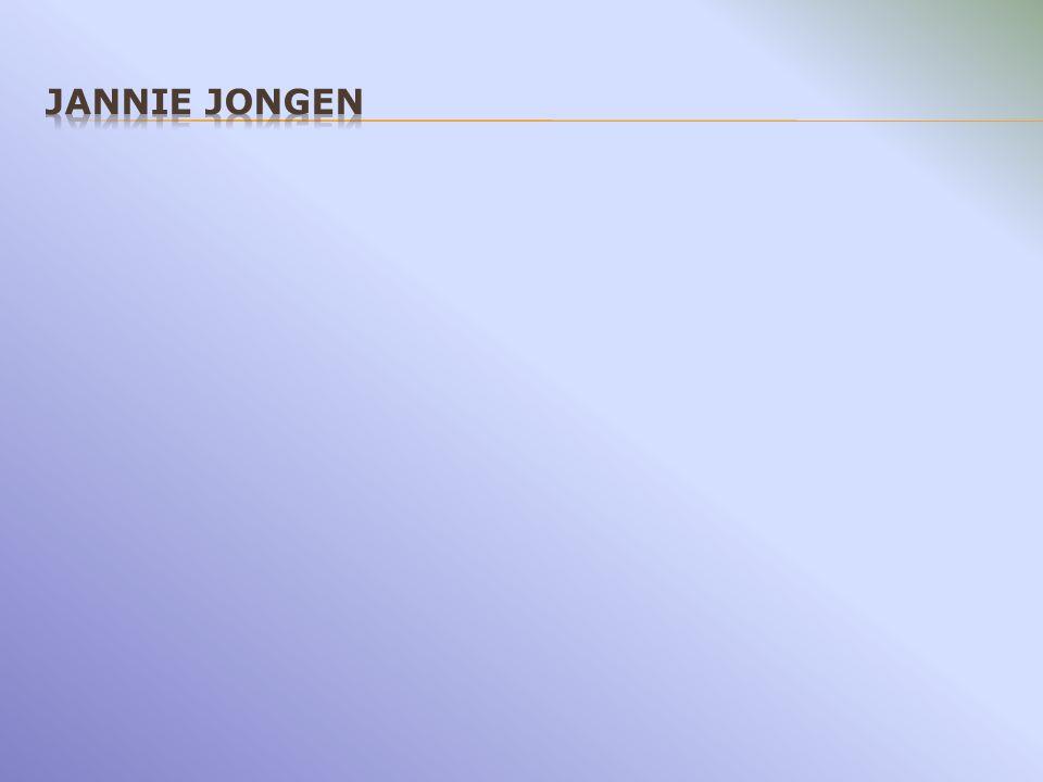 Jannie Jongen