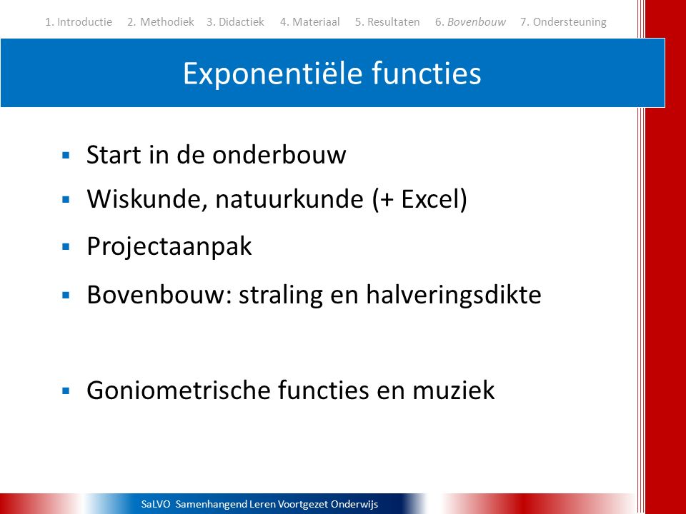 Exponentiële functies