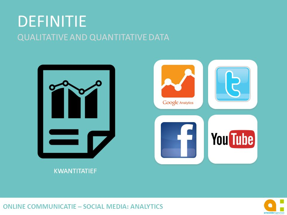 DEFINITIE QUALITATIVE AND QUANTITATIVE DATA