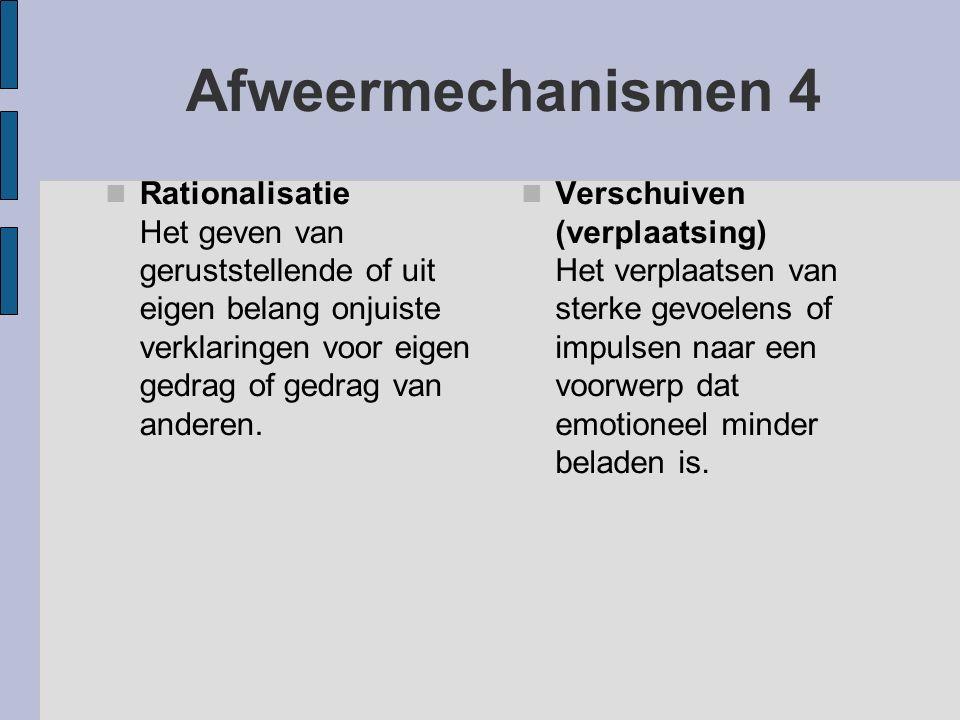 Afweermechanismen 4