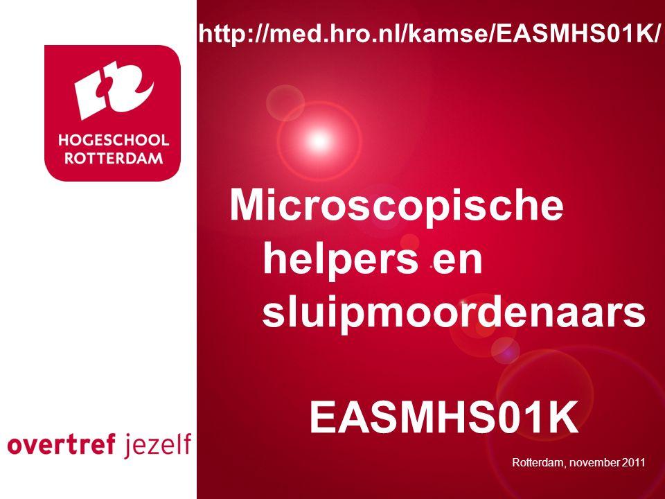 EASMHS01K Presentatie titel