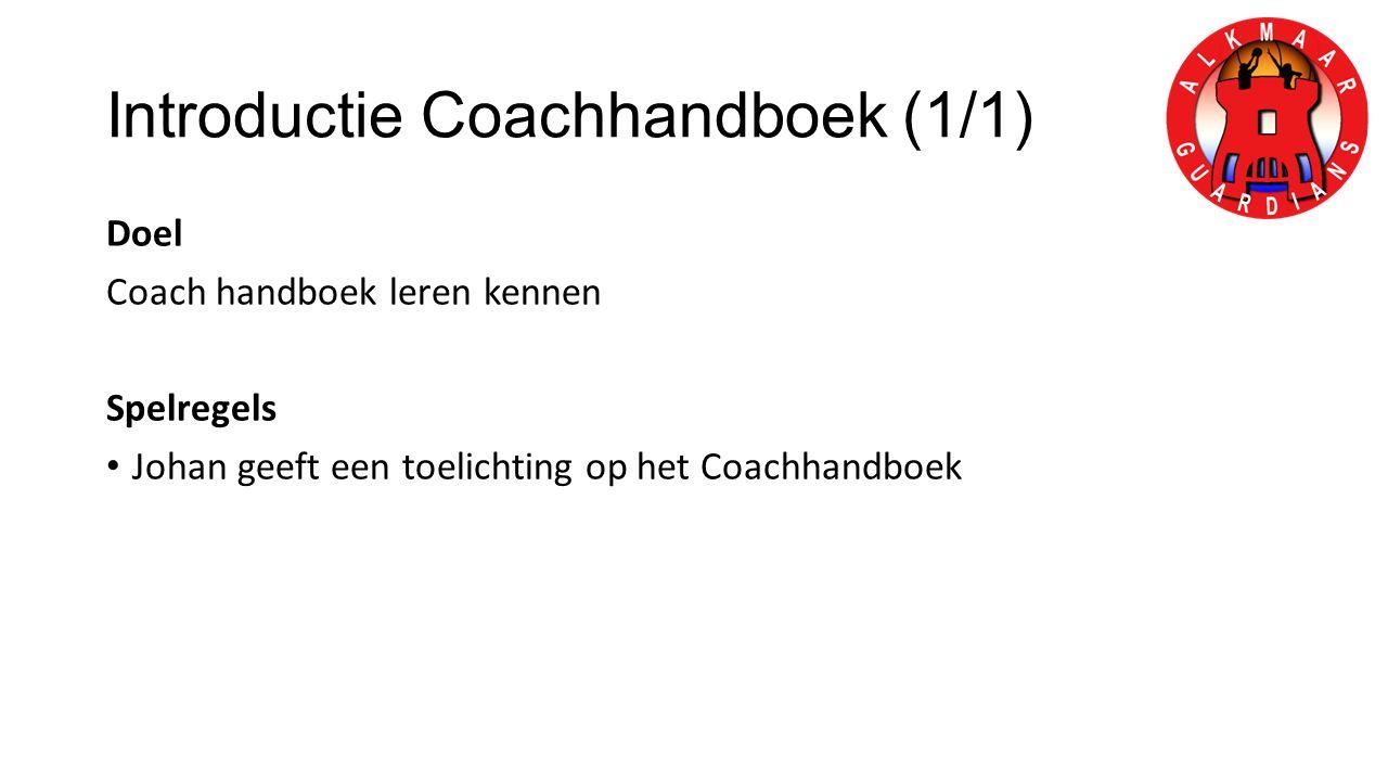 Introductie Coachhandboek (1/1)