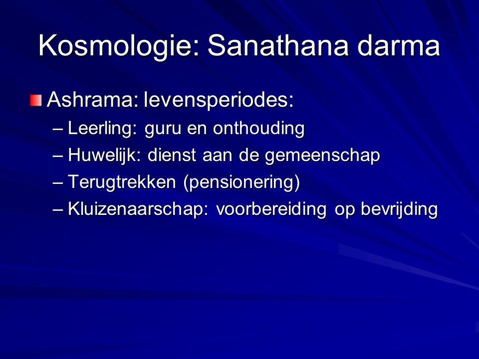 Kosmologie: Sanathana darma